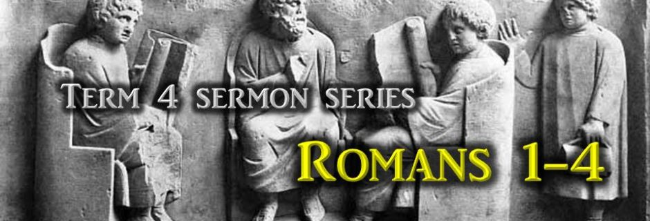 T4 Sermon series