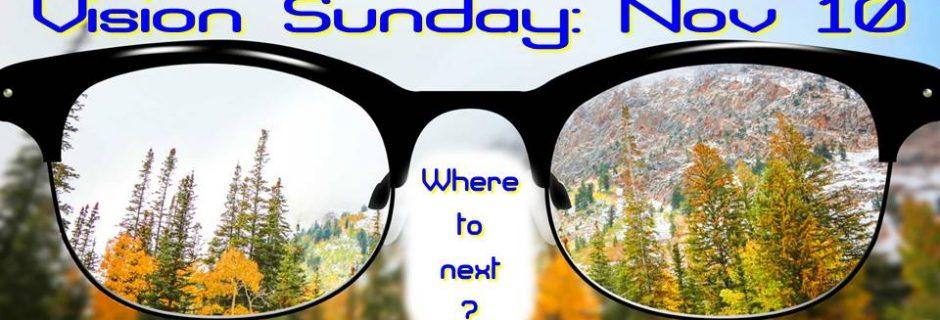 Vision Sunday