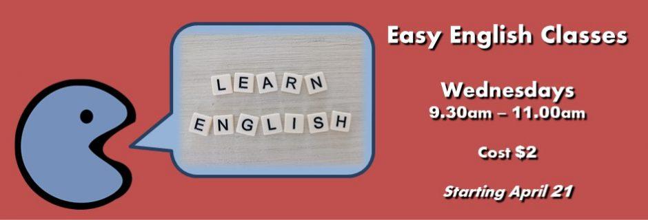 Easy English start